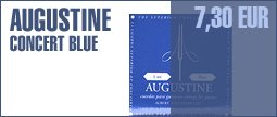 Augustine Concert Blue