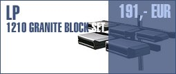 LP 1210 Granite Block Set
