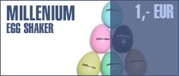 Millenium Egg Shaker