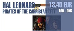 Hal Leonard Pirates Of The Caribbean Fl