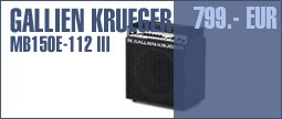 Gallien Krueger MB150E-112 III