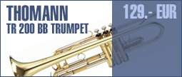 Thomann TR 200 Bb-Trumpet