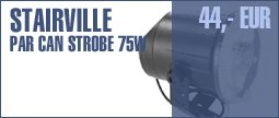 Stairville Par Can Strobe 75W