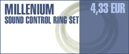 Millenium Sound Control Ring Set Std