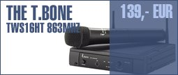 the t.bone TWS 16 HT 863 MHz