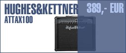 Hughes&Kettner Attax100
