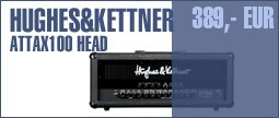 Hughes&Kettner Attax 100 Head