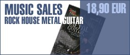 Music Sales Rock House Metal Guitar 1(DVD)