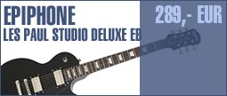 Epiphone Les Paul Studio Deluxe Ltd. EB