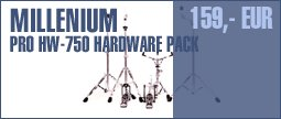 Millenium Pro HW-750 Hardware Pack