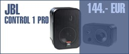 JBL Control 1Pro Pair
