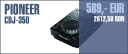 Pioneer CDJ-350