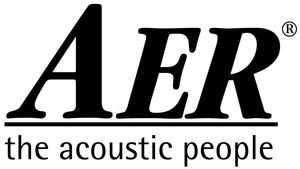 AER company logo