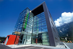 head office in Schaan