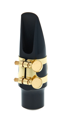 Yanagisawa Alto Sax Mouthpiece Ebonite 3