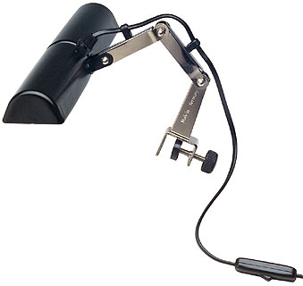 K&M 12260 Double Music Light