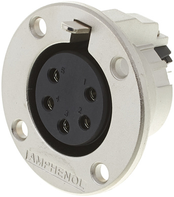 Amphenol EP5 Female for Installation