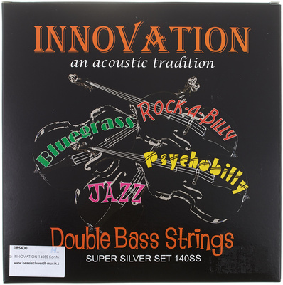 Innovation 140 SS Super Silvers