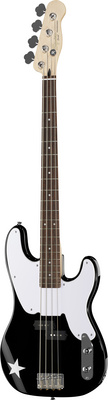 Fender SQ Mike Dirnt Preci Bass BK