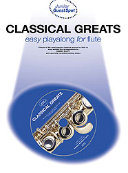 Music Sales Classsical Greats for Flute