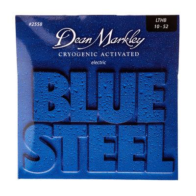 Dean Markley 2558 LTHB Blue Steel