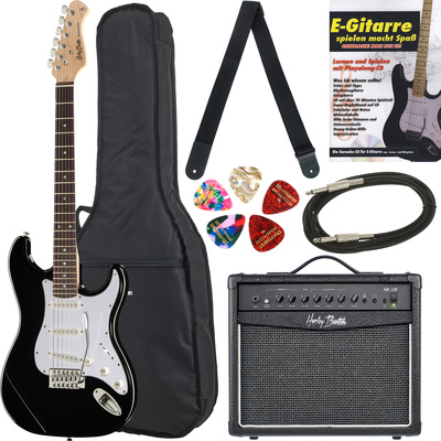 Thomann Guitar Set G2 Black