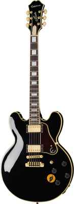 Epiphone BB King Lucille Ebony