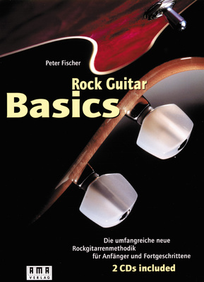 AMA Verlag Fischer Rock Guitar Basics