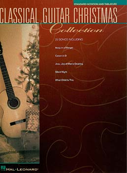 Music Sales Classical Guitar Christmas