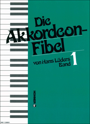 Hohner Akkordeon-Fibel Vol.1