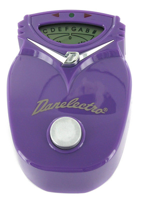 Danelectro DJ25 Chromatic Tuner