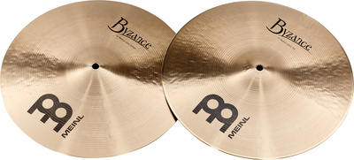 "Meinl 14"" Byzance Hi-Hat Medium"