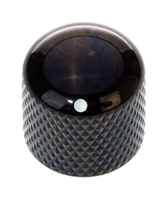 Gldo Dome Speed Knob Black