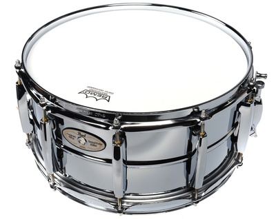 "Pearl 14""x6,5"" Sensitone Snare Steel"