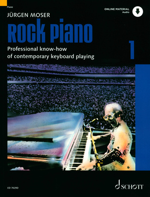 Schott Moser Rock Piano Vol.1