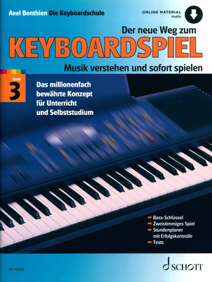 Schott Der Neue Weg Zum Keyboard 3