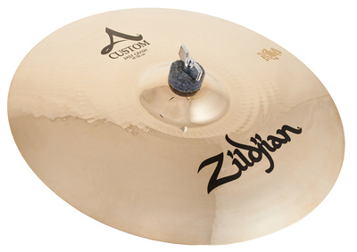 "Zildjian 18"" A-Custom Fast Crash Brill."