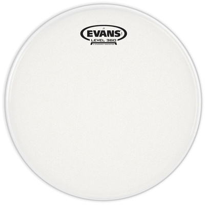 "Evans Genera 16"" J1 Etched Tom Head"