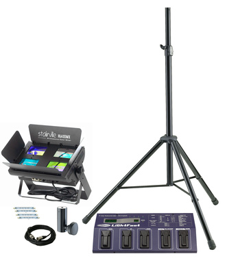 Stairville Entertainer HL-40 DMX