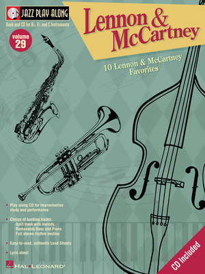 Hal Leonard Lennon & McCartney Jazz Play-