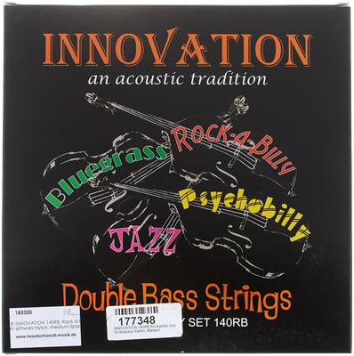 Innovation 140RB Rockabilly / Jazz