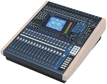 Yamaha DM 1000-V2 Digital Mischpult