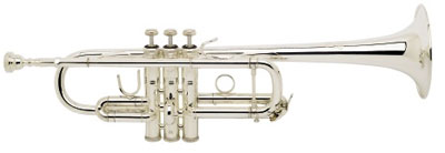 Bach C 180SL-239G-25C C-Trumpet