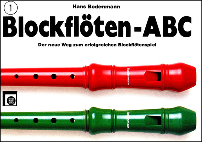 Edition Melodie Blockflöten ABC 1