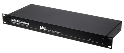 MIDI Solutions M8 Merger