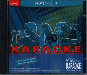 World of Karaoke Deutsche Songs Vol. 5