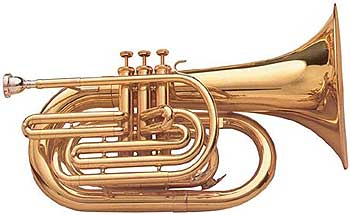 Blessing BM-301 Marching Baritone