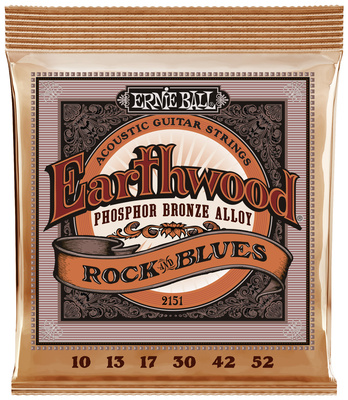 Ernie Ball EB 2151 Hybrid Slinky Acoustic