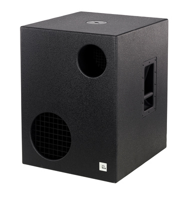 The Box TA18 Bandpass Subwoofer