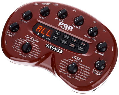 Line6 PODII Gitarrenpreamp